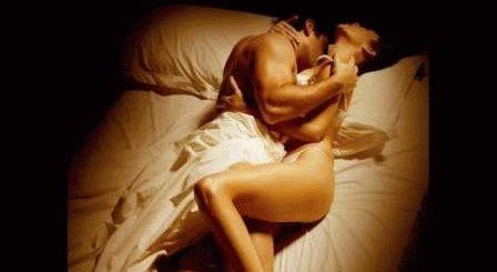 К чему снится заниматься сексом?