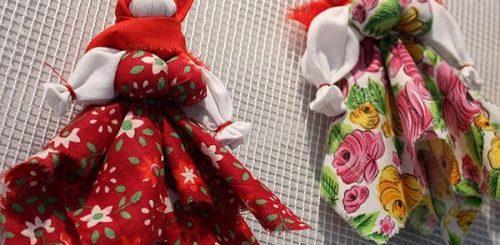 Куклы-обереги своими руками - пошаговая инструкция