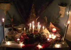 21 декабря - праздник Йоль