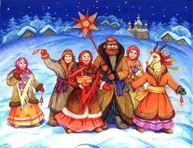 Святки - традиции, приметы, обычаи