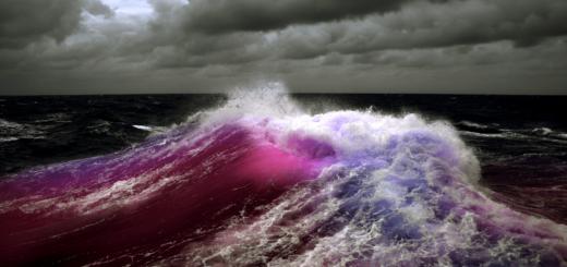 К чему снится море с волнами по известным сонникам
