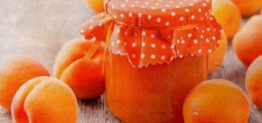 Абрикосовое варенье и джем - рецепты варенья из абрикос