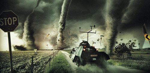 К чему снится ураган и смерч?