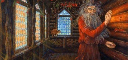 К чему снится домовой по сонникам древних славян, эзотерическому соннику