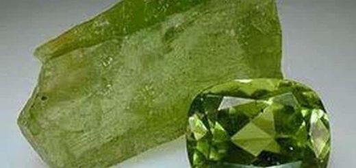 Камень перидот - амулет счастья и благополучия