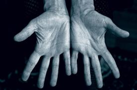 Родственные линии на руке