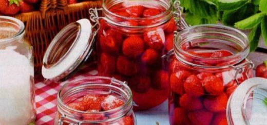 Клубничное варенье - рецепты и как приготовить