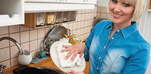 К чему снится мыть посуду?