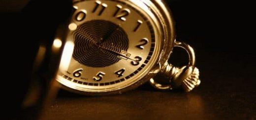 Примета: остановились часы