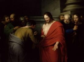 Апостол Фома - день памяти 19 октября
