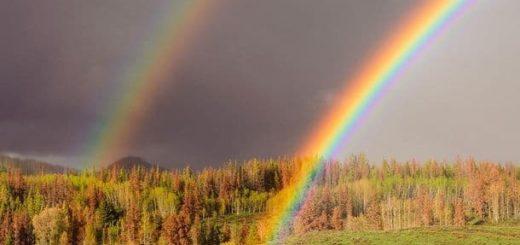 Увидеть радугу примета божественного дара, или простое погодное явление