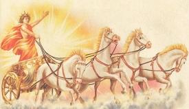 Солнечная колесница: значение символа