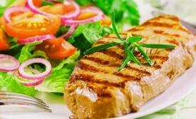 Полезный ужин для похудения