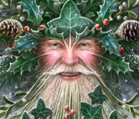 Йоль - кельтский праздник зимнего солнцестояния