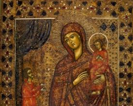 """22 декабря - день иконы Божией Матери """"Нечаянная радость"""""""