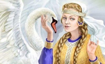 Ладодение, День богини Лады - 30 марта
