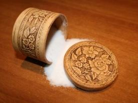 Мешочек с солью - магический оберег