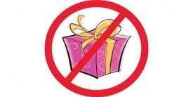 Подарки, которые нельзя принимать