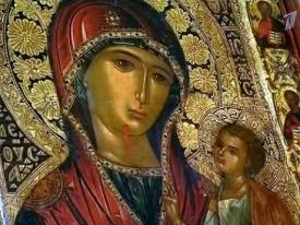 Иверская икона Божией Матери - празднование 25 февраля