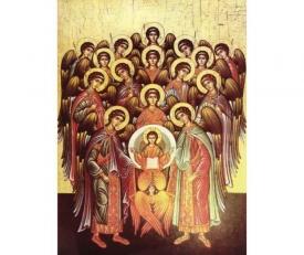 Собор Архистратига Михаила - праздник 21 ноября
