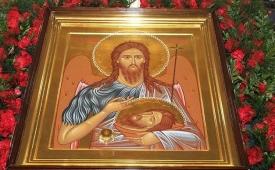 Головосечение в 2018 году - день усекновения главы Иоанна Крестителя