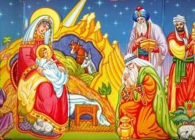 Традиции Рождества - Рождественский вертеп