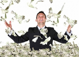 Линии богатства и успеха на ладони