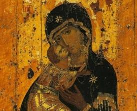 Главная святыня Руси: образ Владимирской иконы Богородицы