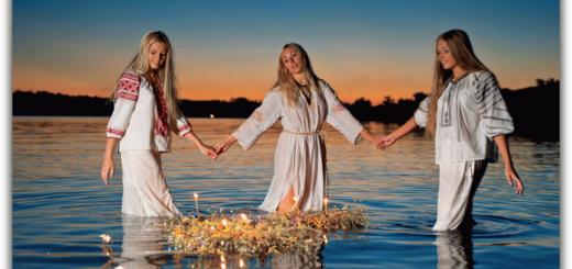Иван Купала - традиции и обряды языческого праздника