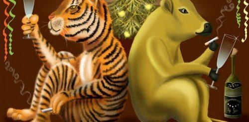 Совместимость Быка и Тигра - минусы союза