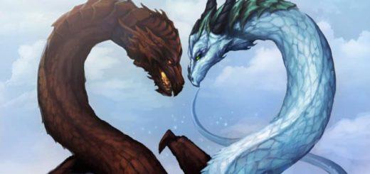 Совместимость Змеи иДракона