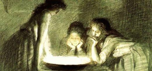 Святочные гадания - узнай свою судьбу
