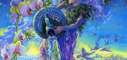 Венера в Водолее у мужчины и женщины