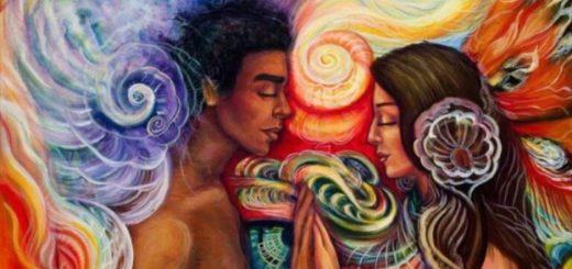 Тантрический контакт пары — основы тантры любви