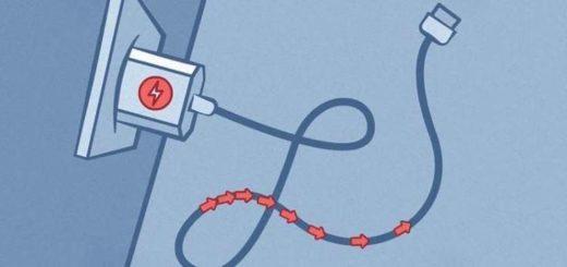 Причины не оставлять зарядное устройство в розетке