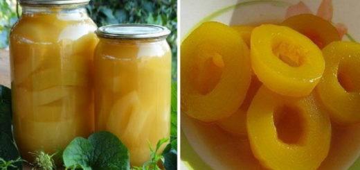 Классические ананасы из кабачков - попробуйте отличить от настоящих!